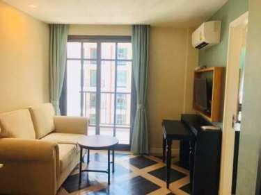ให้เช่าคอนโดจอมเทียน สวย ใหม่ สะอาด Espana Condo พัทยา ชั้น 5 ห้องใหม่ ยังไม่เคยเข้าอยู่